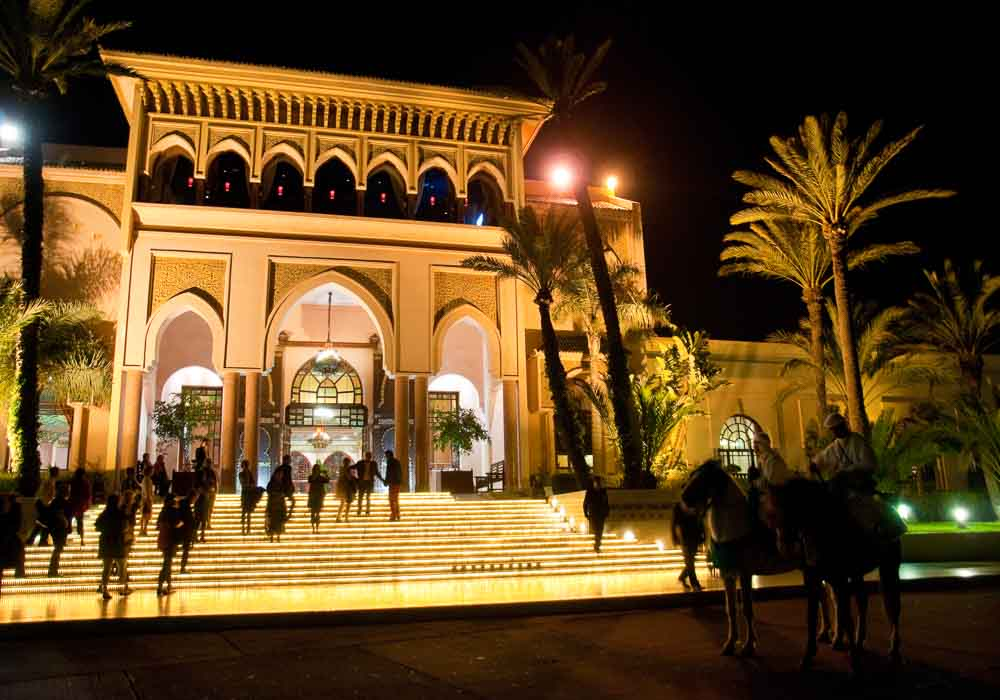 The Atlantic Palace Hotel, Agadir