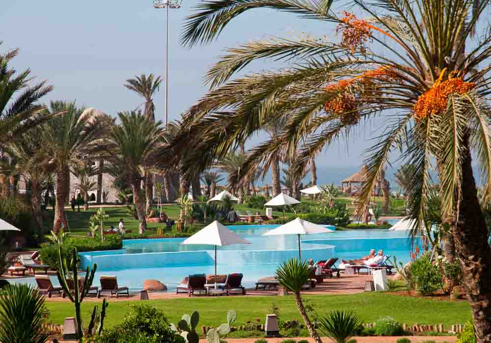 The Rose Palace Hotel, Agadir