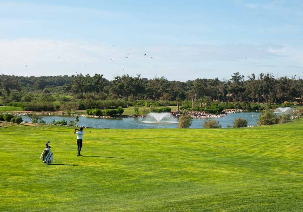 Golf de L'Ocean in Agadir