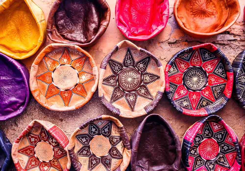 Traditional Handmade Leather Souvenirs