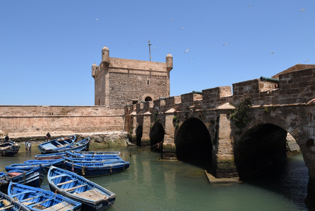 Essaouira Port Ramparts