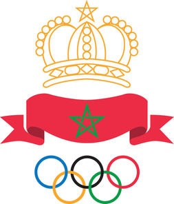 Moroccan Olympic logo