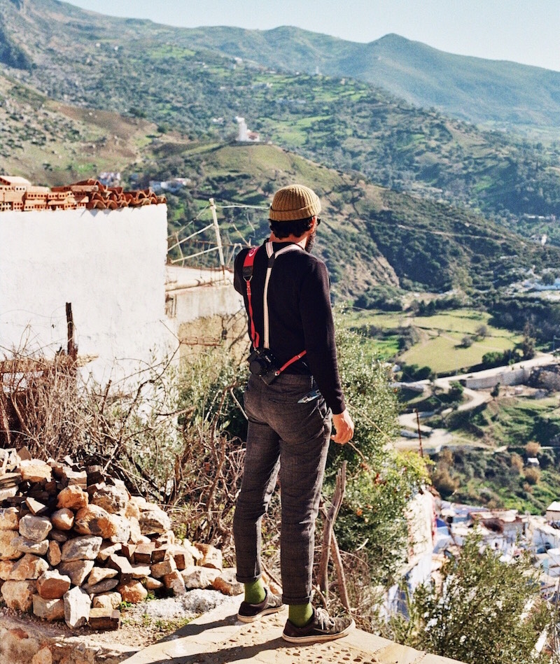 Chefchaouen - Path Adventure