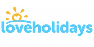 Love Holidays logo